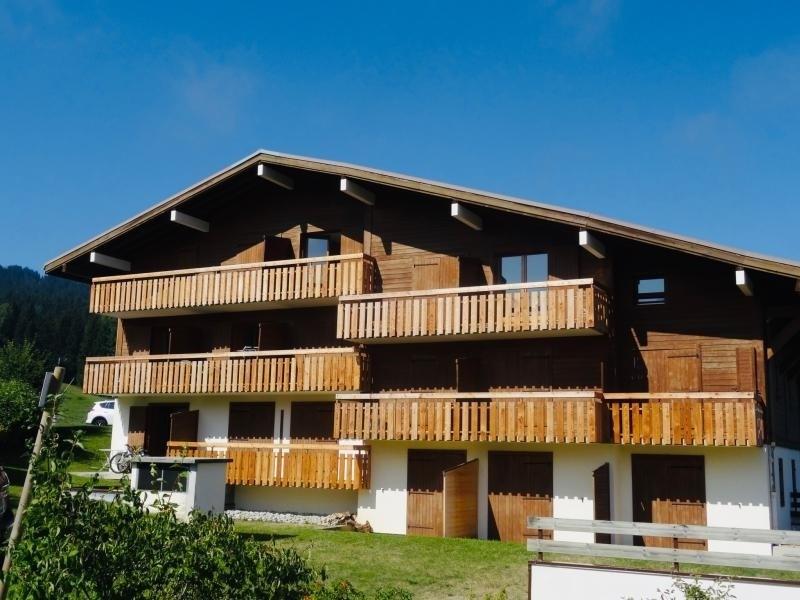 Location vacances Combloux -  Appartement - 4 personnes - Télévision - Photo N° 1