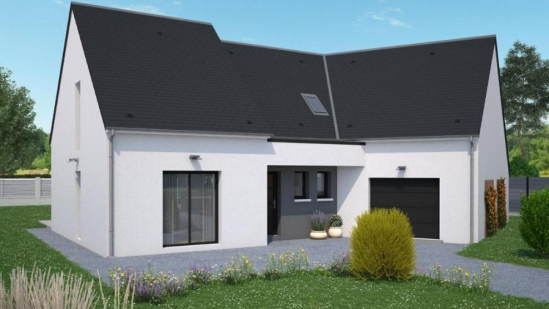 Maison  4 pièces + Terrain 684 m² Brigné par MAISONS ERICLOR