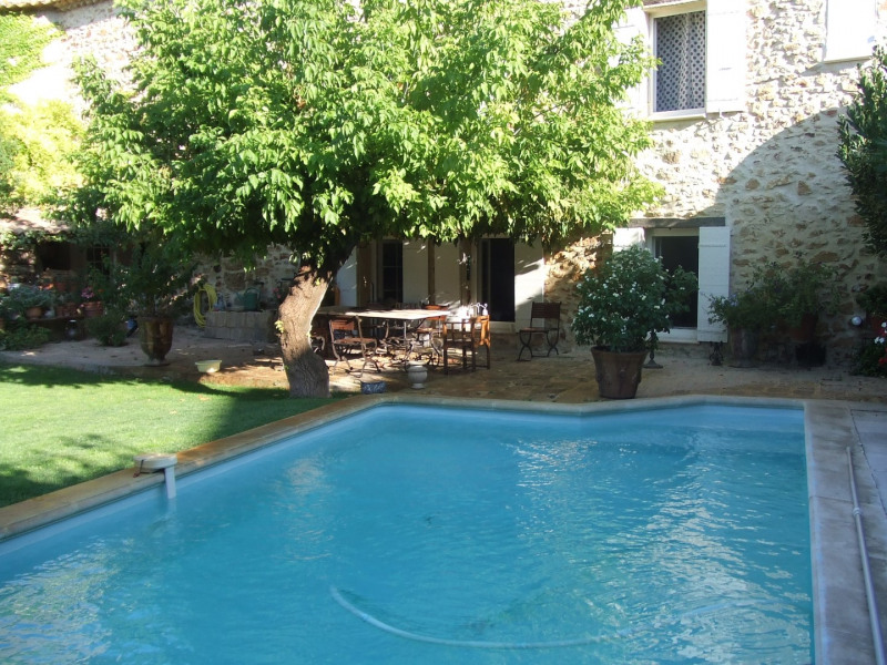 Location vacances Piolenc -  Gite - 8 personnes - Barbecue - Photo N° 1