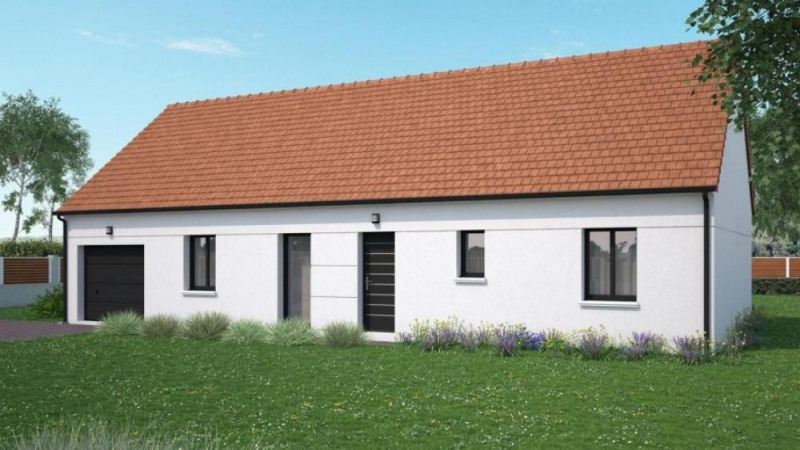 Maison  5 pièces + Terrain 1250 m² Scorbé-Clairvaux par Maisons Ericlor