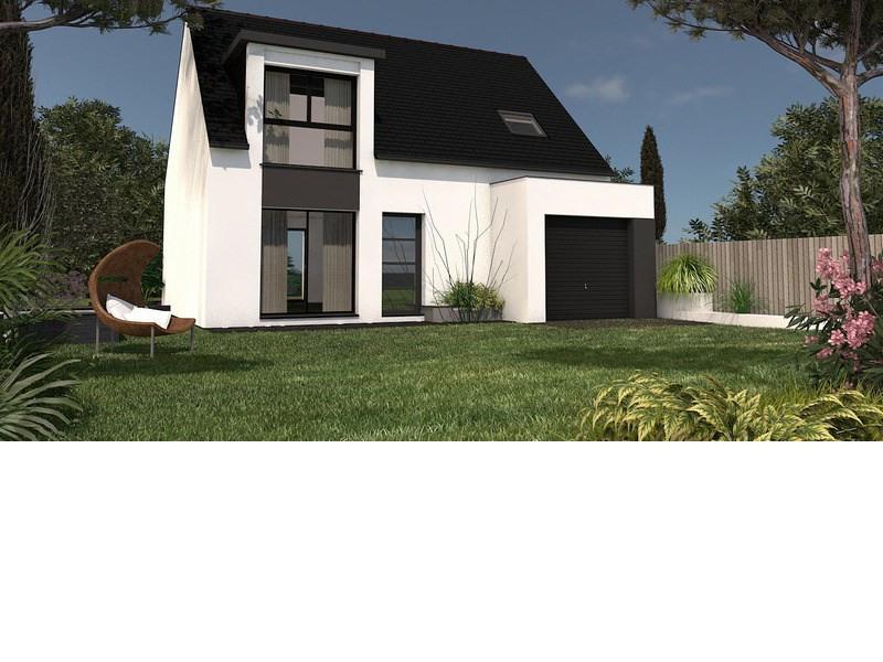 Maison  6 pièces + Terrain 1000 m² Rieux par TRECOBAT PONTCHATEAU