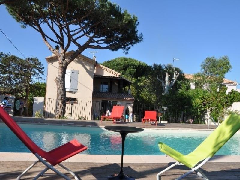 Location vacances Six-Fours-les-Plages -  Appartement - 5 personnes - Télévision - Photo N° 1