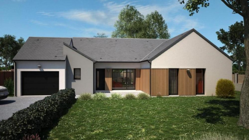 Maison  4 pièces + Terrain 625 m² Gien par maisons ericlor