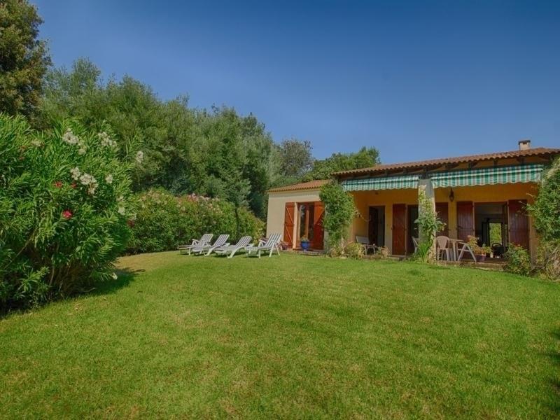 Location vacances Calcatoggio -  Maison - 6 personnes - Barbecue - Photo N° 1