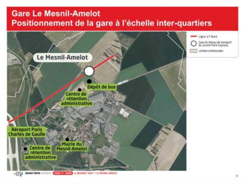 Location Bureau Le Mesnil-Amelot