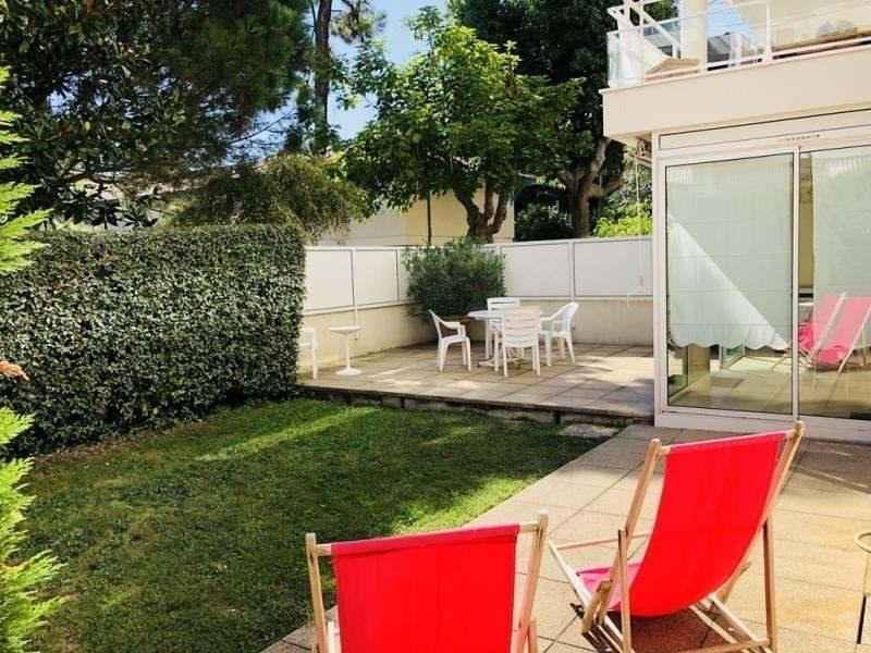 Location vacances Arcachon -  Appartement - 6 personnes - Jardin - Photo N° 1