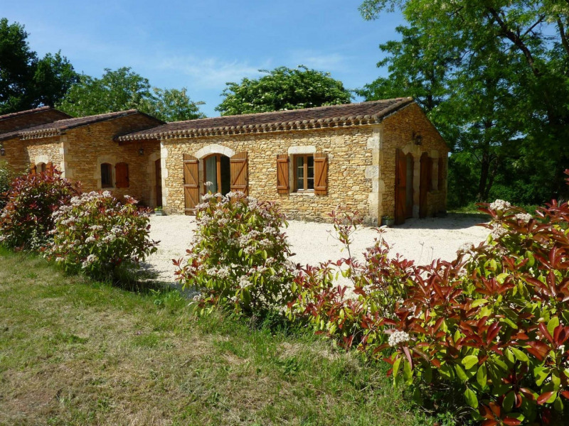 Holiday rentals Saint-Martin-le-Redon - Cottage - 6 persons - BBQ - Photo N° 1