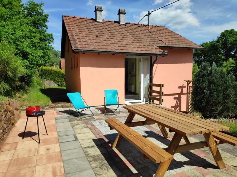 Location vacances Wingen-sur-Moder -  Gite - 4 personnes - Barbecue - Photo N° 1
