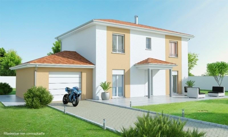 Maison  6 pièces + Terrain 1316 m² Les Côtes-d'Arey par MAISONS AXIAL