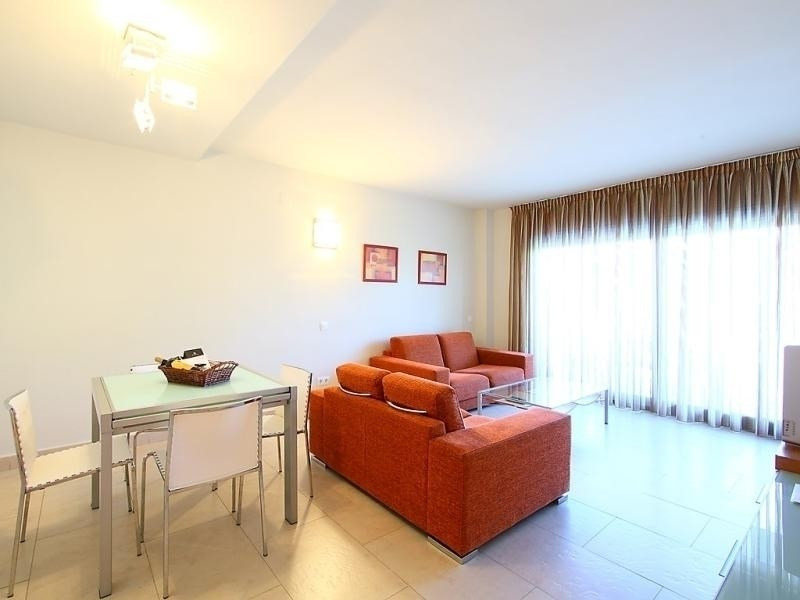 Location vacances Salou -  Appartement - 4 personnes - Jardin - Photo N° 1