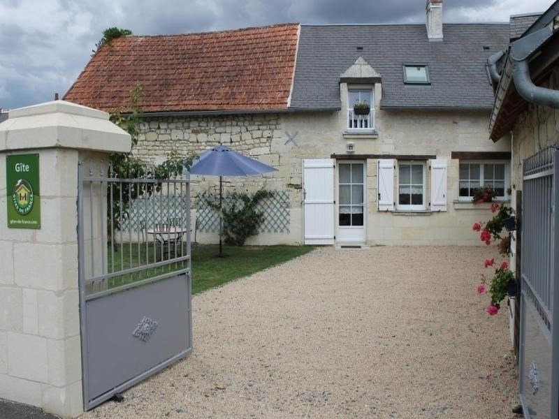 Location vacances Savigny-en-Véron -  Maison - 4 personnes - Barbecue - Photo N° 1