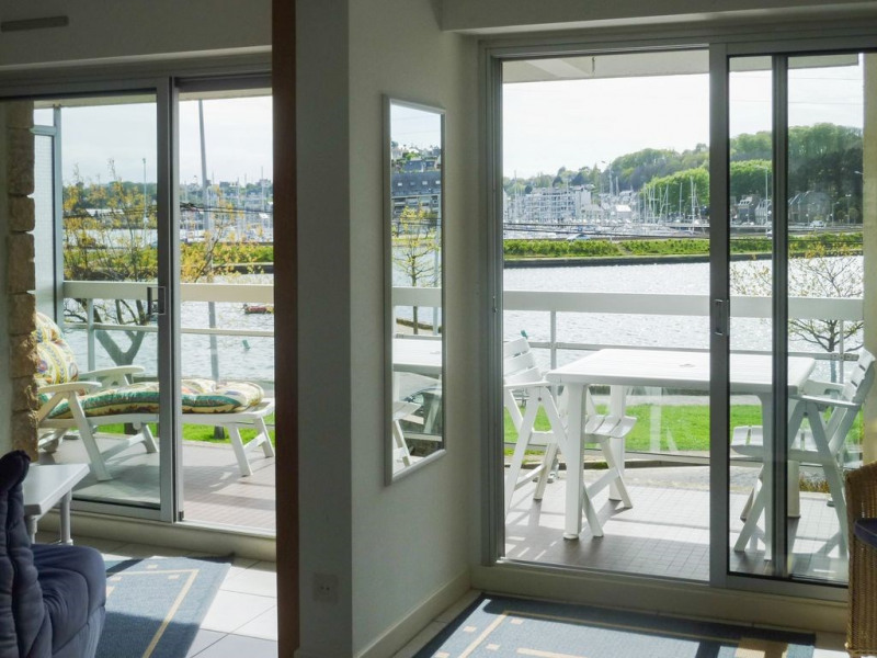 Holiday rentals Perros-Guirec - Apartment - 2 persons - Cable/satellite TV - Photo N° 1
