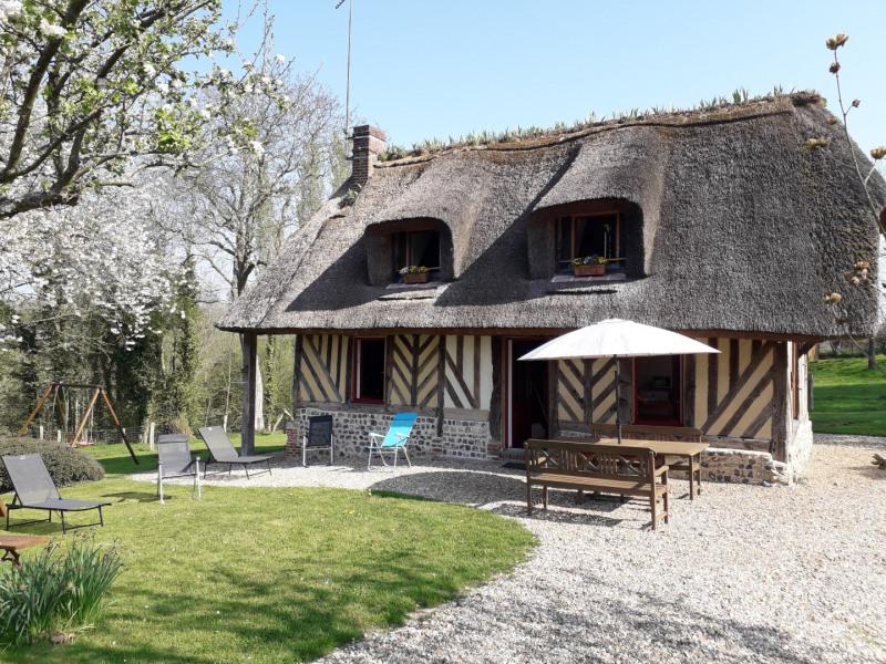 Location vacances Quetteville -  Maison - 7 personnes - Barbecue - Photo N° 1