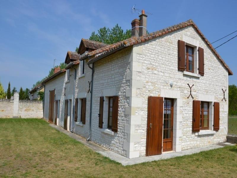 Location vacances Chaveignes -  Maison - 6 personnes - Barbecue - Photo N° 1