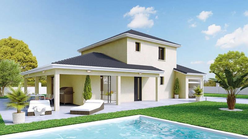Maison  5 pièces + Terrain 406 m² Toussieux par Crea Concept Villefranche