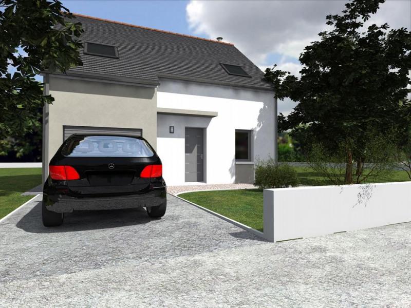 Maison  5 pièces + Terrain 671 m² Brain-sur-Allonnes par ALLIANCE CONSTRUCTION SAUMUR
