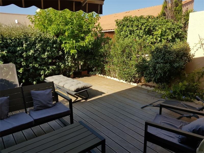 GRUISSAN Villa 3 pièces 4 couchages