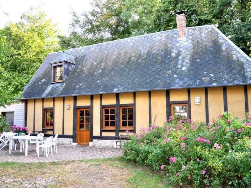 Location vacances Pavilly -  Maison - 4 personnes - Barbecue - Photo N° 1