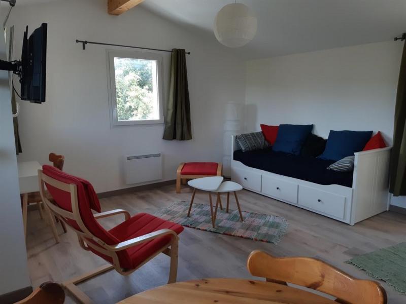 Location vacances Mas-Saintes-Puelles -  Appartement - 2 personnes - Salon de jardin - Photo N° 1