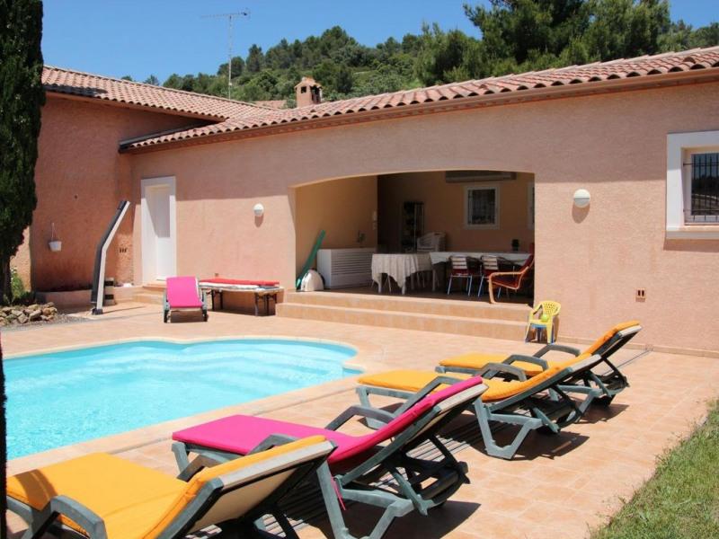 Villas 1 chambre avec piscine chauffée et couverte