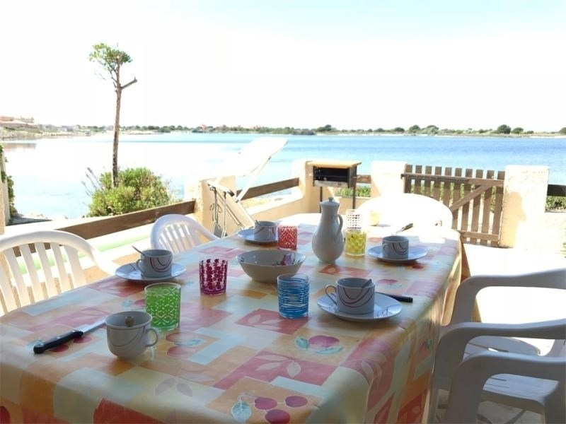 Location vacances Leucate -  Maison - 6 personnes - Barbecue - Photo N° 1