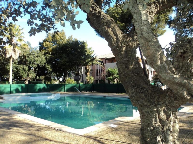Location vacances Fréjus -  Appartement - 4 personnes - Four - Photo N° 1