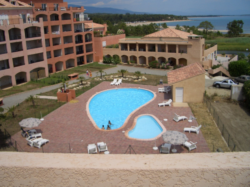 Location vacances Sari-Solenzara -  Appartement - 6 personnes - Chaise longue - Photo N° 1