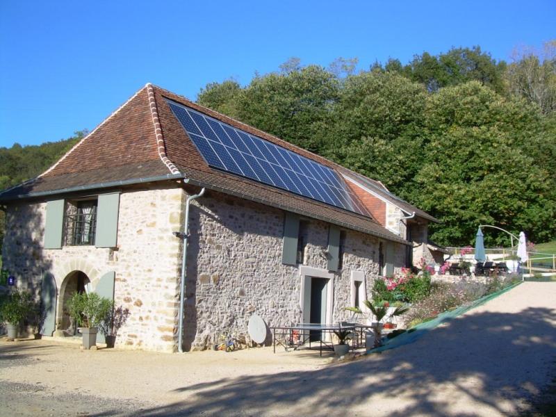 le gîte de la Papetie brivezac Corrèze vallée de la Dordogne