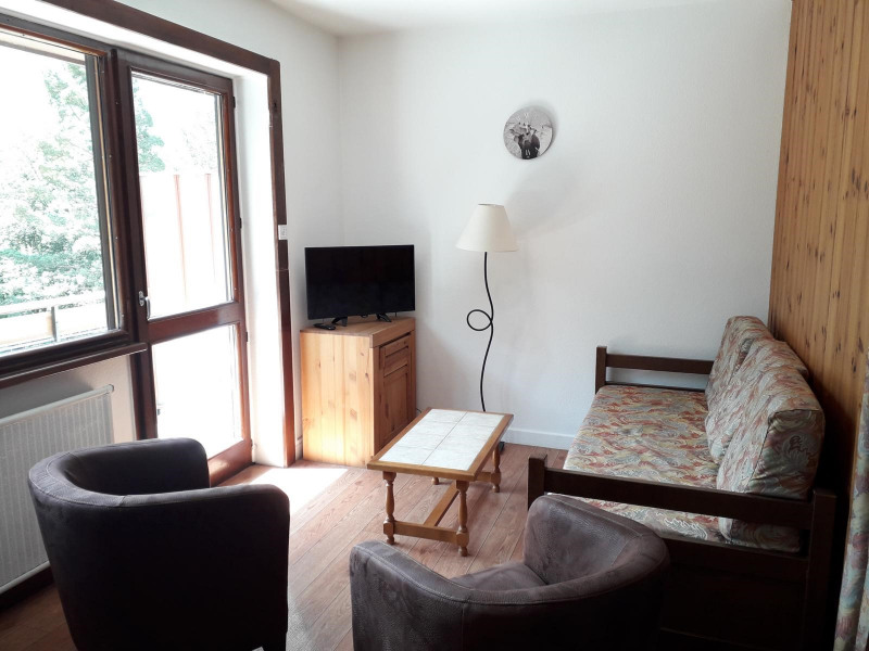 Holiday rentals Chamonix-Mont-Blanc - Apartment - 4 persons - Television - Photo N° 1