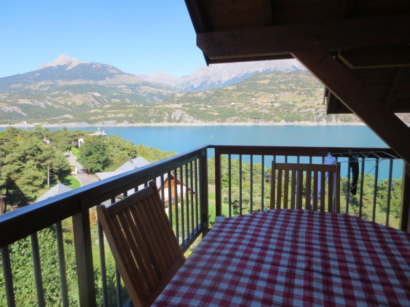 Holiday rentals Savines-le-Lac - Apartment - 6 persons - Garden furniture - Photo N° 1