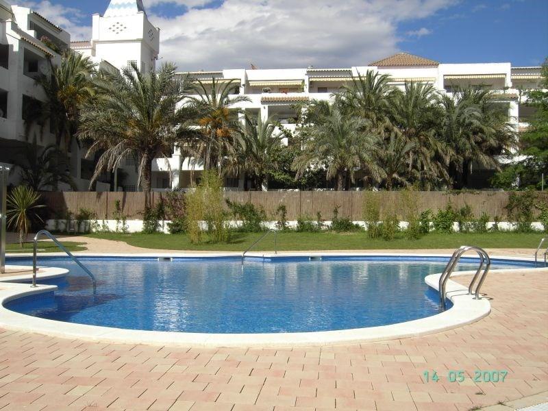 Royal Marine II - Appartement à Santa Margarita (Rosas/Roses) qui possède 2 chambres et capacité pour 4 personnes.