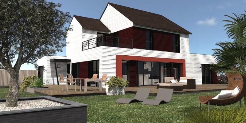 Maison  8 pièces + Terrain 868 m² Villennes-sur-Seine par PRIMOBOIS LES YVELINES NORD
