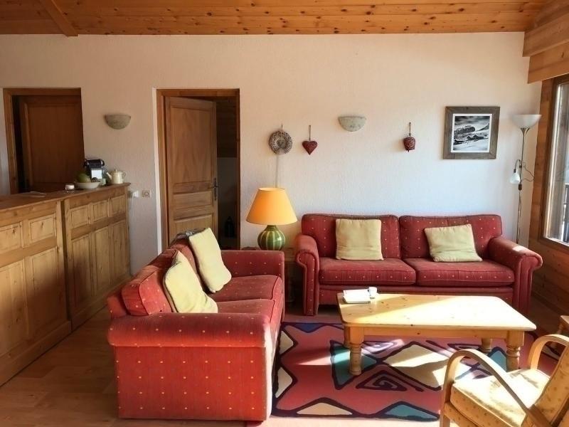 Location vacances La Clusaz -  Appartement - 9 personnes - Télévision - Photo N° 1