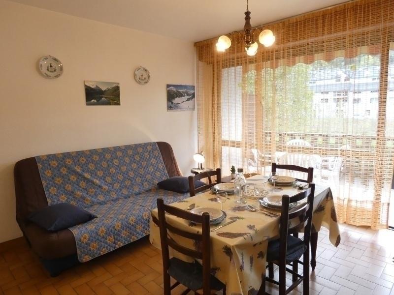 Location vacances Saint-Lary-Soulan -  Appartement - 4 personnes - Télévision - Photo N° 1