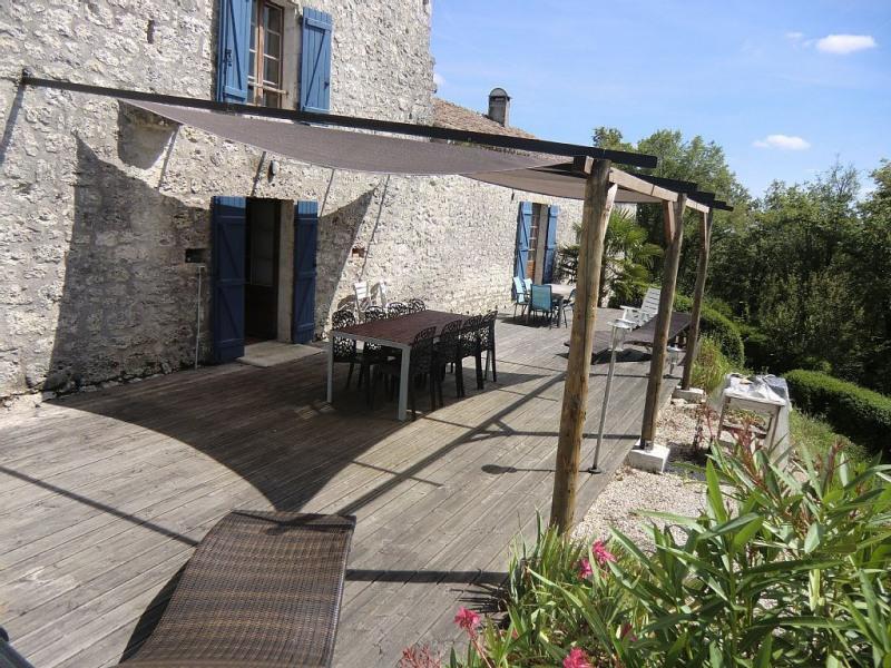 Location vacances Fauroux -  Maison - 12 personnes - Barbecue - Photo N° 1