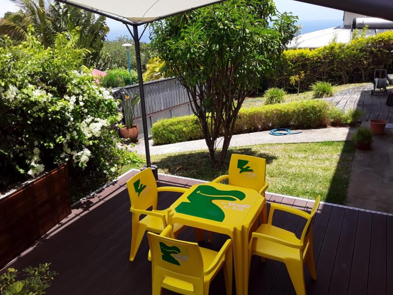Location vacances Les Avirons -  Appartement - 2 personnes - Jardin - Photo N° 1