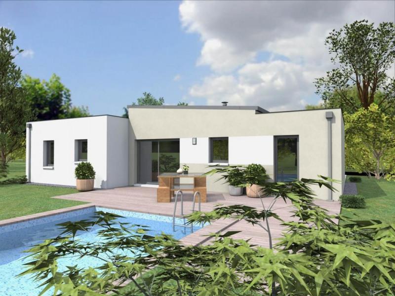 Maison  5 pièces + Terrain 375 m² Olonne-sur-Mer par ALLIANCE CONSTRUCTION LA ROCHE SUR YON