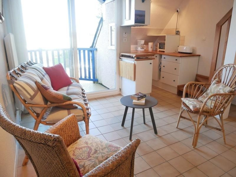 Location vacances La Trinité-sur-Mer -  Appartement - 4 personnes - Balcon - Photo N° 1