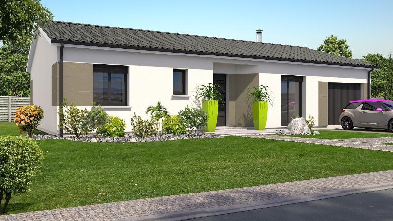 Maison  5 pièces + Terrain 1011 m² Brax par SIC HABITAT