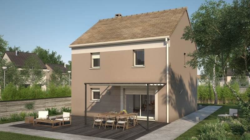 Maison  6 pièces + Terrain 212 m² Pringy par MAISONS FRANCE CONFORT