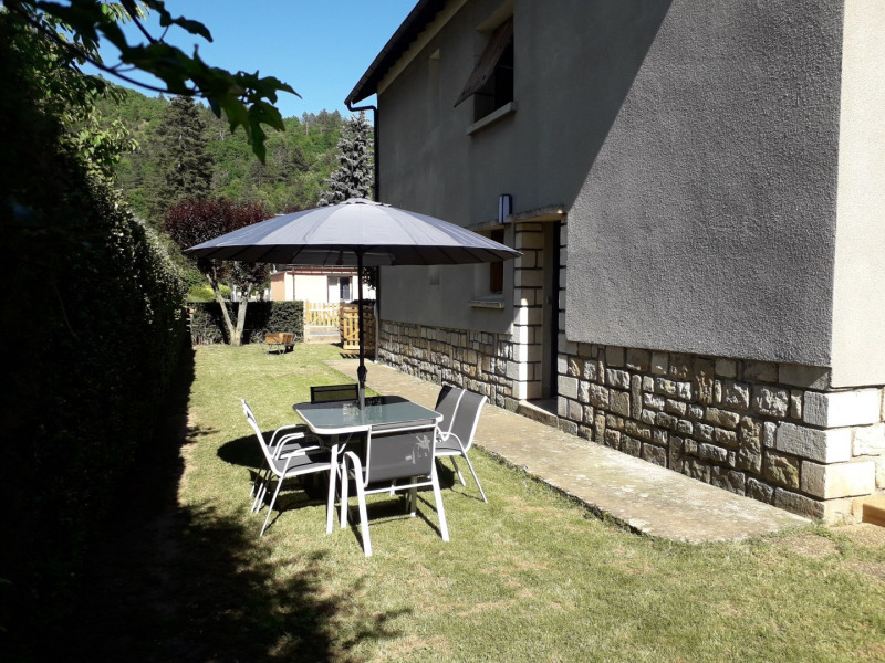 Holiday rentals Florac - Apartment - 4 persons - Garden - Photo N° 1