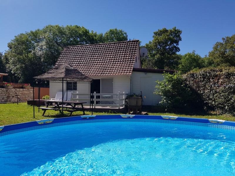 Alquileres de vacaciones Grèzes - Casa - 2 personas - BBQ - Foto N° 1