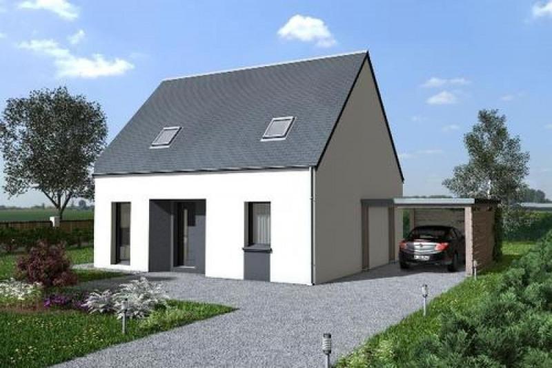 Maison  5 pièces + Terrain 1100 m² Ambillou par Maisons Primea