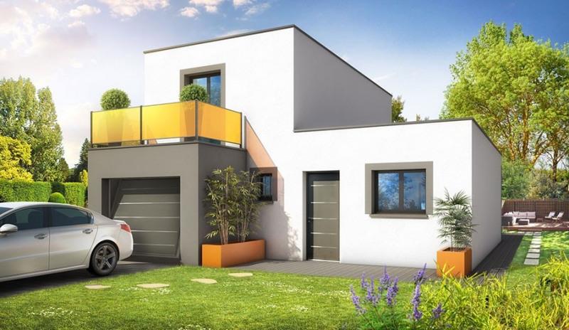 Vente maison 4 pi ces vernet maison projet de for Vente maison en construction