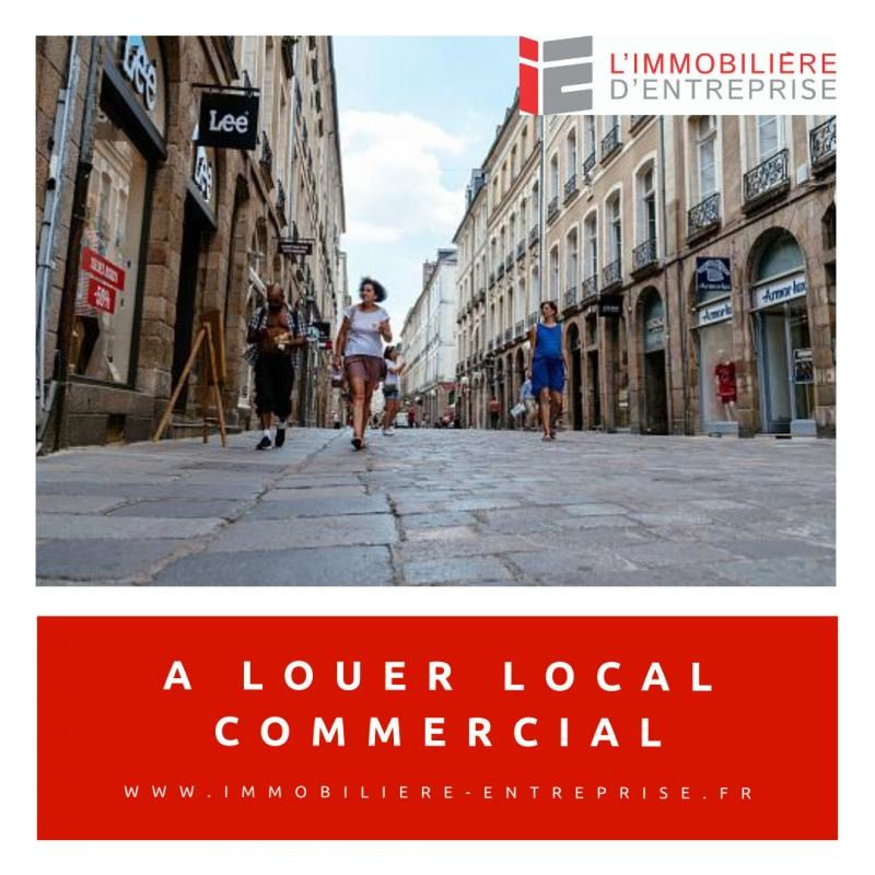 Location Local commercial Rennes