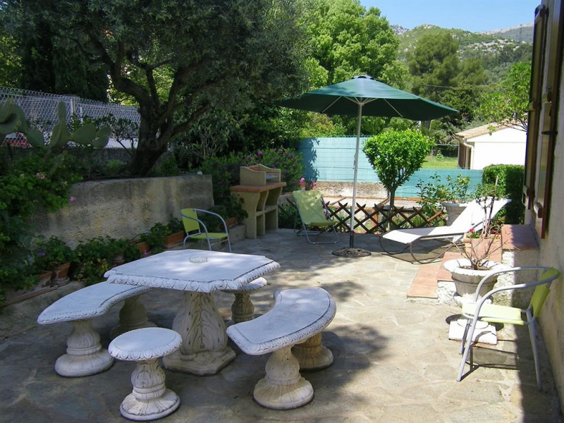 Location vacances Toulon -  Appartement - 3 personnes - Barbecue - Photo N° 1