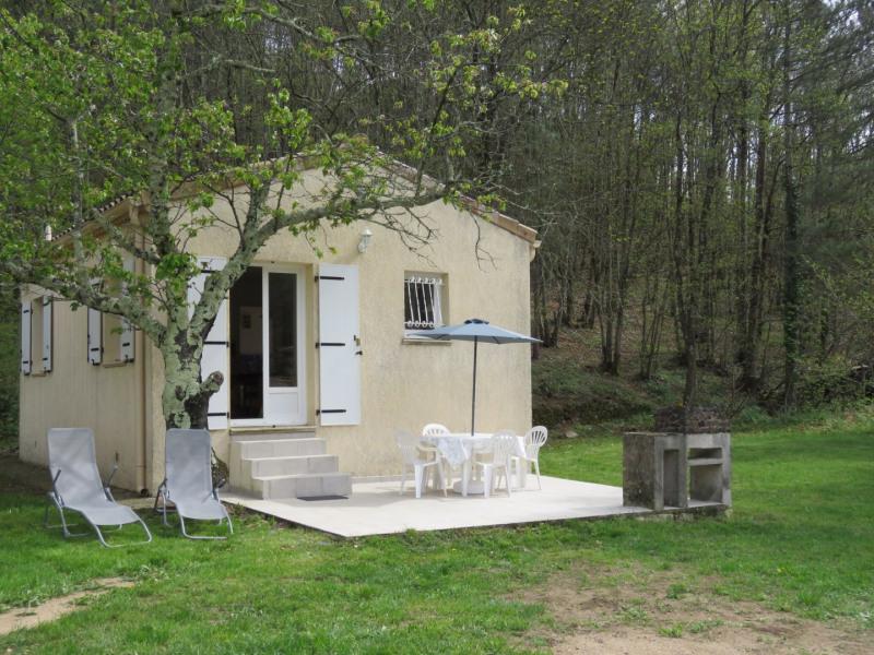 Location vacances Jaujac -  Gite - 4 personnes - Barbecue - Photo N° 1