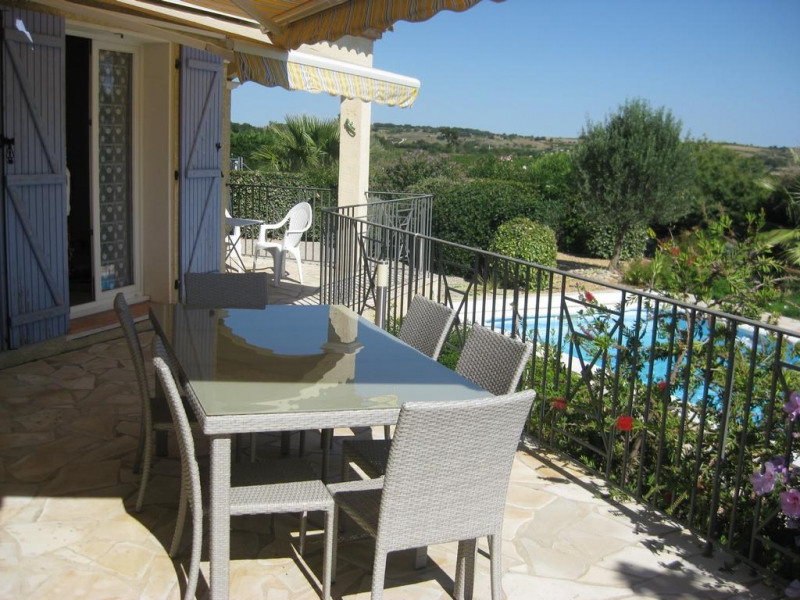 Holiday rentals Péret - House - 7 persons - BBQ - Photo N° 1