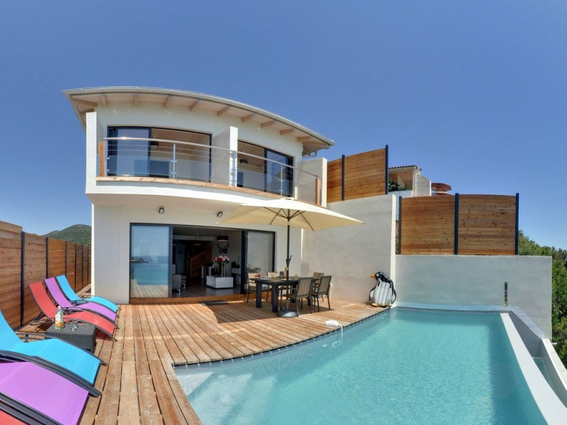 BAVELLA - Magnifique villa 4 Chambres / 8 Personnes - Corse du Sud