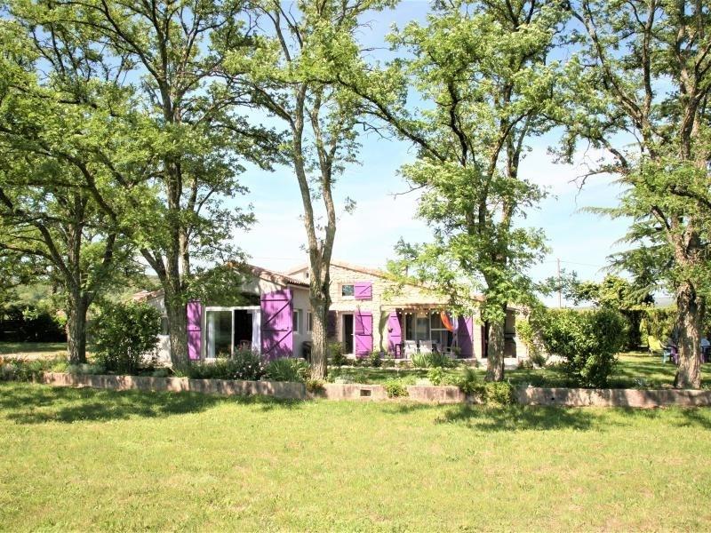 Location vacances Lagorce -  Maison - 6 personnes - Jardin - Photo N° 1
